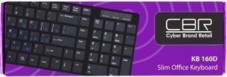 Клавиатура CBR KB 160D