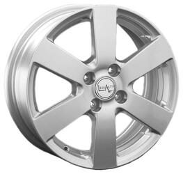 Автомобильный диск Литой LegeArtis GM41 6x15 5/105 ET 39 DIA 56,6 Sil