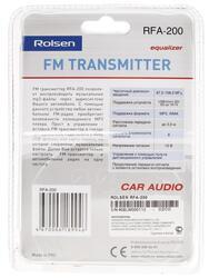 FM-трансмиттер Rolsen RFA-200
