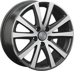 Автомобильный диск Литой Replay VV19 7,5x17 5/112 ET 49 DIA 57,1 GMF