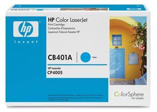 Картридж лазерный HP 642A (CB401A)