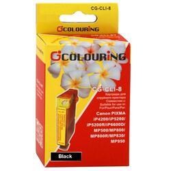 Картридж струйный Colouring CG-CLI-8BK