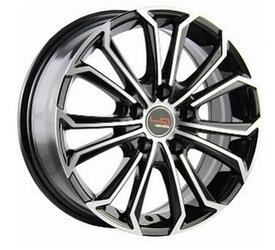 Автомобильный диск Литой LegeArtis Concept-TY503 6,5x16 5/114,3 ET 39 DIA 60,1 BKF