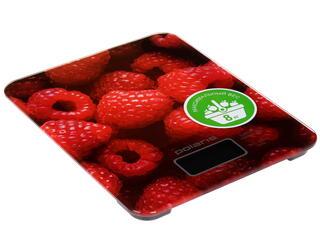 Кухонные весы Polaris PKS 0832DG красный