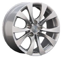 Автомобильный диск литой Replay B89 8x17 5/120 ET 24 DIA 72,6 Sil