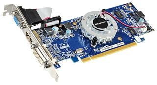 Видеокарта GIGABYTE AMD Radeon R5 230 [GV-R523D3-1GL (Rev. 1.1)]