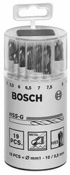 Набор сверл Bosch 2607018361