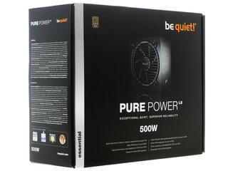 Блок питания Be Quiet PURE POWER L8 500W [BN223]