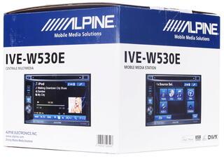 Автопроигрыватель Alpine IVE-W530E