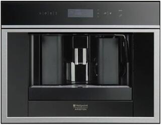 Кофемашина Hotpoint-Ariston MCK 103 X/HA S черный