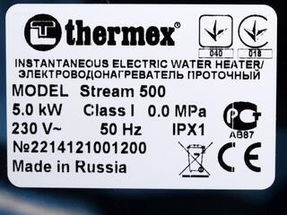 Водонагреватель Thermex Stream 500 Cr