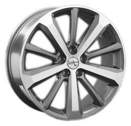 Автомобильный диск Литой LegeArtis TY72 7,5x18 5/114,3 ET 35 DIA 60,1 GMF