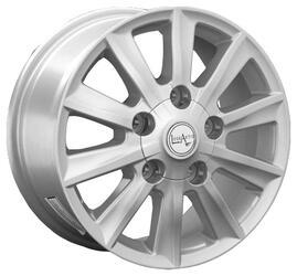 Автомобильный диск Литой LegeArtis LX27 8x17 5/150 ET 60 DIA 110,3 Sil