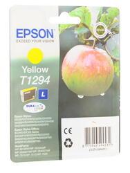 Картридж струйный Epson T 1294 (L)