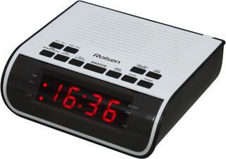 Часы радиобудильник Rolsen CR-100W