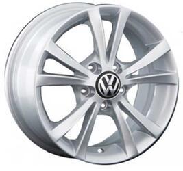 Автомобильный диск литой Replay VV34 6x14 5/100 ET 37 DIA 57,1 Sil