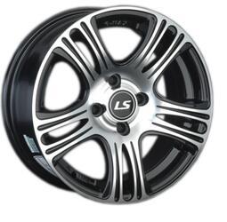 Автомобильный диск Литой LS 318 6x14 4/100 ET 40 DIA 73,1 GMF