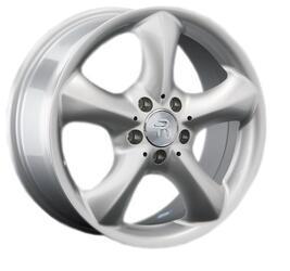 Автомобильный диск литой Replay MR38 7x16 5/112 ET 37 DIA 66,6 Sil