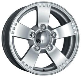 Автомобильный диск  K&K Камелот 7x16 5/139,7 ET 40 DIA 98 Блэк платинум