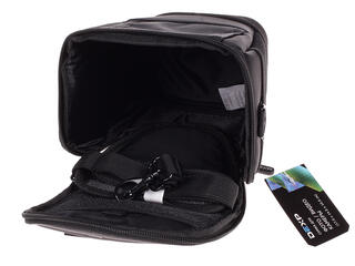 Треугольная сумка-кобура DEXP DVt003NB черный