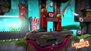 Игра для PS3 LittleBigPlanet 3
