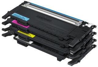 Картридж лазерный Samsung CLT P407C