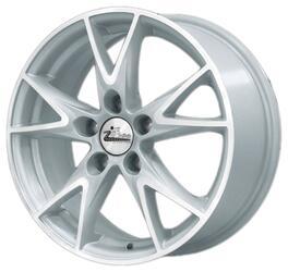 Автомобильный диск литой iFree Нирвана 6,5x15 5/105 ET 35 DIA 56,6 Айс