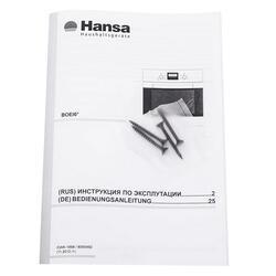 Электрический духовой шкаф Hansa BOEI62030030