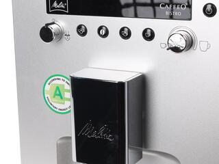 Кофемашина Melitta Caffeo Bistro E 960-107 серебристый