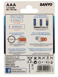 Аккумулятор Sanyo HR-4UTGB-5BP 750 мАч