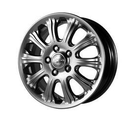Автомобильный диск Литой Скад Гелиос 6x15 5/100 ET 52,5 DIA 57,1 Селена