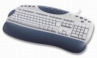 Клавиатура Logitech Internet Navigator