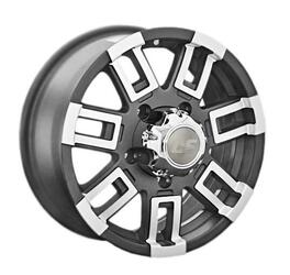 Автомобильный диск Литой LS 158 6,5x15 5/139,7 ET 40 DIA 98,5 GMF