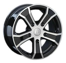Автомобильный диск Литой LS A5127 6,5x15 5/139,7 ET 40 DIA 98,5 BKF