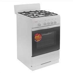 Газовая плита Gefest 3200-08 белый