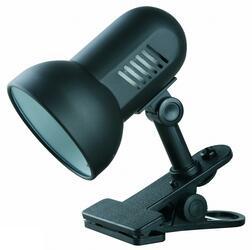 Светильник-прищепка Camelion H-035 60W чёрный (без лампы)