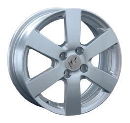 Автомобильный диск литой Replay RN59 6x15 4/100 ET 43 DIA 60,1 Sil