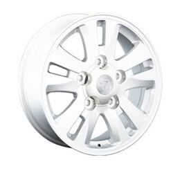 Автомобильный диск Литой Replay TY55 8x17 5/150 ET 60 DIA 110,1 White