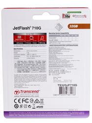 Память USB Flash JetFlash 710G 32 Гб