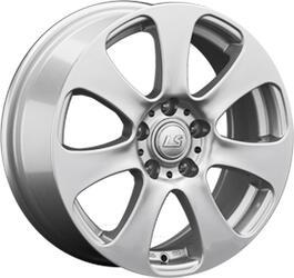 Автомобильный диск Литой LS CW661 6x15 5/108 ET 52,5 DIA 63,3 Sil