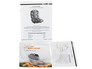 Ростер для пирогов Smile RS 3630 черный