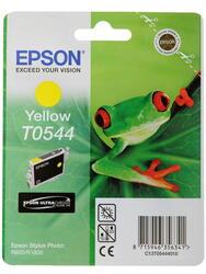 Картридж струйный Epson T0544