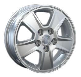 Автомобильный диск Литой Replay MI86 5,5x15 5/114,3 ET 46 DIA 67,1 Sil