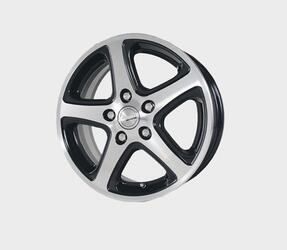 Автомобильный диск Литой Скад Гемма 6x15 5/110 ET 45 DIA 67,1 Алмаз