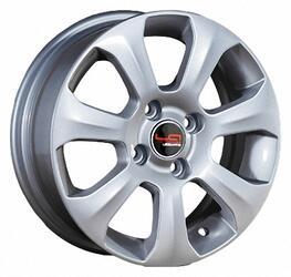 Автомобильный диск Литой LegeArtis OPL19 5,5x14 4/100 ET 39 DIA 56,6 Sil
