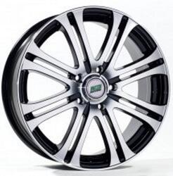 Автомобильный диск литой Nitro Y161 6,5x17 5/114,3 ET 35 DIA 67,1 BFP