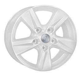 Автомобильный диск литой Replay LX43 8x18 5/150 ET 60 DIA 110,1 White