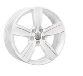 Автомобильный диск литой Replay Mi24 7x18 5/114,3 ET 38 DIA 67,1 White