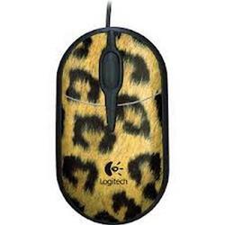 Мышь проводная Logitech Leopard Mouse