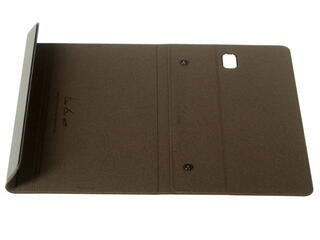Чехол-книжка для планшета Samsung Galaxy Tab S коричневый
